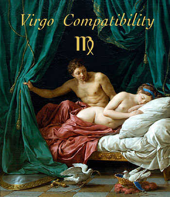 Classical Zodiac Sign Astrology of Virgo Compatibility.